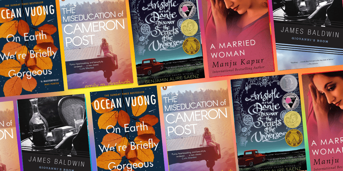 8 Amazing Books To Celebrate This Pride Month